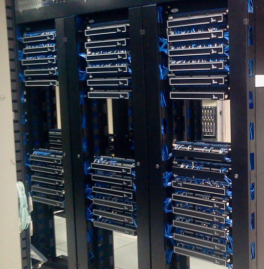 Web Hosting Data Center